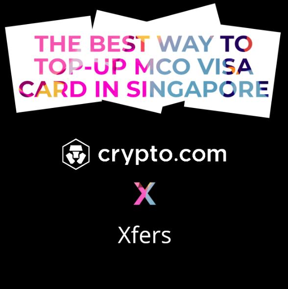 MCO Visa Card how to top up
